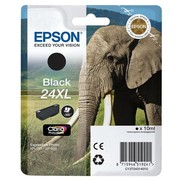 Buy Epson elephant 24XL black ink cartridge From Storeforlife