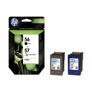 Buy HP 56 Black/57 Tri Colour ink Cartridge from Storeforlife
